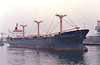 1973 to 1987 - REYNOLDS - Bulk Carrier - 18025GRT/29812DWT - 190.0 x 23.0 - 1973 Boelwerf, Tamise, No.1475 - 1987 SEADUTY, 1989 PREDATOR, 1992 TRIAS, 1995 GUANG SHEN, 2006 ZHONG YUE I - 01/11 broken up at Xinhui.