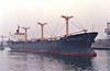 1973 to 1987 - REYNOLDS - Bulk Carrier - 18025GRT/29812DWT - 190.0 x 23.0 - 1973 Boelwerf, Tamise, No.1475 - 1987 SEADUTY, 1989 PREDATOR, 1992 TRIAS, 1995 GUANG SHEN, 2006 ZHONG YUE I - 01/11 broken up at Xinhui.