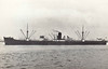 1941 to 1957 - ROMNEY - Cargo - 5559GRT/10650DWT - 136.3 x 17.7 - 1941 Lithgows Shipbuilders, Port Glasgow, No.937 - 1957 CAPETAN ANTONIS, 1964 MASTROMITSOS - 04/67 broken up at Kaohsiung.