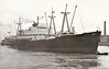 1957 to 1968 - RUYSDAEL - Cargo - 6452GRT/10431DWT - 140.8 x 18.5 - 1957 Smiths Dock Co., South Dock, No.1244 - 1968 ARISTIDES XILAS - 09/79 broken up at Kaohsiung.