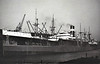 1915 to 1941 - DEVON - Pass/Cargo (Cadet Training Ship) - 9036GRT/11307DWT - 144.3 x 18.3 - 1915 Ateliers & Chantiers de France, Dunkerque, No.98 - 19/08/41 intercepted and scuttled by raider THOR 100nm south of Albemarle Island, Tyne for Auckland.