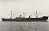 1954 to 1958 - LA LAGUNA - Cargo - 5795GRT/9130DWT - 136.2 x 17.4 - 1936 Ateliers & Chantriers de France, Dunkerque, No.157 as JEAN LD (1936-40) - BETELGEUSE (1940-41), JEAN LD (1941-45), BETELGEUSE (1945-47). JEAN LD (1947-54) - 1958 ACHAEAN, 1965 TRANSRODOPI I, 1968 ALPHECCA - 06/68 broken up at Yawata.