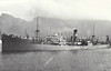 1920 to 1941 - KORANTON - Cargo - 6695GRT/11050DWT - 125.8 x 16.9 - 1920 W Doxford & sons, Pallion, No.543 - 27/03/41 torpedoed and sunk northwest of the Hebrides by U98, all hands lost, Philapelphia for Hull with pig iron.