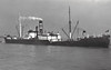 1934 to 1940 - HEMINGE - Cargo - 2505GRT/4050DWT - 92.4 x 13.1 - 1919 W Gray & Sons, West Hartlepool, No.916 as WAR CURRANT (1919) - LEICESTER (1919-29), RUDCHESTER (1929-34) - 30/09/40 torpedoed and sunk by U37 300nm west of Ireland, 1 dead.