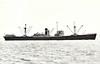 1950 to 1966 - MULBERRY HILL - Cargo - 7141GRT/10000DWT - 134.6 x 17.4 - 1944 Davie Shipbuilders, Lauzon, No.549 as FORT BRUNSWICK (1944-50) - 05/66 broken up at Split.