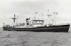 1950 to 1960 - ALENDI HILL - Cargo - 'North Sands' Type - 7130GRT/10000DWT - 134.4 x 17.4 - 1944 Marine Industries Ltd., Sorel, No.131 as FORT NOTTINGHAM (1944-50) - 1960 HO FUNG - 01/74 broken up at Shanghai.