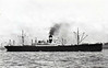 1921 to 1941 - GRACIA - Cargo - 5642GRT/8120DWT - 126.6 x 16.5 - 1921 Scotts Shipbuilders, Greenock, No.510 - 19/02/41 bombed in Convoy OB287 by FW200 Kondor aircraft 100nm south of Faeroes.