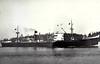 1946 to 1954 - CARMIA - Cargo - 7024GRT/10300DWT - 136.0 x 17.1 - 1943 Armstroing Whitworth Ltd, Low Walker, No.4 as EMPIRE FLAG (1943-46) - 1954 VICTORIA STAR, 1955 INCHEARN - 03/66 broken up at Izumi-Ohtsu.