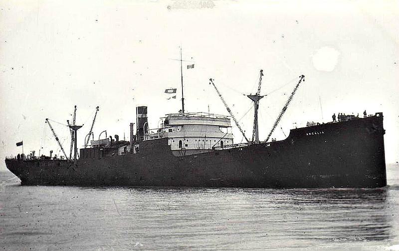 1919 to 1927 - ARGALIA - Cargo - 5214GRT/8250DWT - 121.9 x 15.9 - 1918 Criag Taylor & Co., Stockton, No.199 as WAR KESTREL (1918-19) - 1927 MIYADONO MARU - 19/06/43 torpedoed and sunk 250nm north of Manus Island by USS GROWLER.