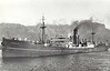 1936 to 1942 - TREHATA - Cargo - 4817GRT/8775DWT - 125.9 x 16.5 - 1928 W Gray & Co., Sunderland, No.994 as NOHATA (1928-36) - 08/08/42 torpedoed and sunk in Convoy SC94 mid-Atlantic by U176.