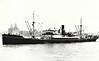 1919 to 1941 - TRECARRELL - Cargo - 5272GRT/8250DWT - 121.9 x 15.9 - 1919 D Henderson & Co., Meadowside, No.520 - 04/06/41 torpedoed and sunk in mid-Atlantic by U101, 4 dead.