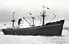 1944 to 1959 - TREVETHOE - Cargo - 7355GRT/9970DWT - 135.6 x 17.2 - 1944 W Doxford & Sons, Pallion, No.715 - 1959 ALCYONIS - 08/69 broken up at Kaohsiung.