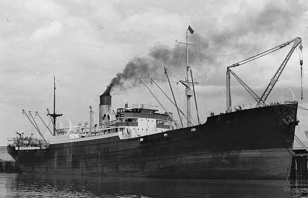 HOGARTH SHIPPING CO., Glasgow.