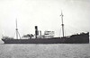 1915 to 1933 - SAGAMA RIVER - Cargo - 4728GRT/8012DWT - 117.3 x 15.9 - 1915 Irvine Shipbuilders, Harbour Dock, No.550 - 1933 NITSA - 02/12/43 torpedoed and sunk 50nm south of Aden by Japanese submarine I27.