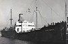 1936 to 1937 - CAPE WRATH - Cargo - 4626GRT/6693DWT - 111.1 x 16.1 - 1921 JL Thompson & Co., North Sands, No.542 as CYCLE (1921-36) - 1937 EVERELZA - 13/08/42 torpedoed and sunk in Convoy TAW12 in the Windward Passage by U600.