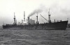 1947 to 1957 - CAPE VERDE - Cargo - Liberty Ship - 7210GRT/10865DWT - 134.6 x 17.3 - 1944 Bethlehem Failrfield Shipbuilding Corpn., Baltimore, No.2375 as SAMTANA (1944-47) - 1957 AFRICAN NIGHT - 06/67 broken up at Kaohsiung.