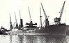 1925 to 1942 - CAPE OF GOOD HOPE - Cargo - 4963GRT/8000DWT - 123.4 x 15.9 - 1925 Lithgows Shipbuilders, Port Glasgow, No.771 - 11/05/42 torpedoed and sunk northeast of San Juan, Puerto Rico, by U502.
