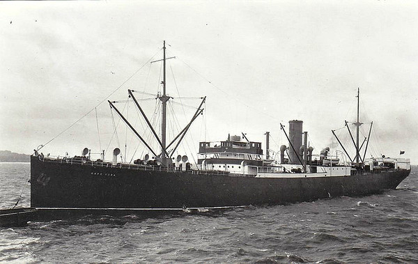 LYLE SHIPPING CO., Glasgow