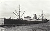 1926 to 1940 - CAPE YORK - Cargo - 5027GRT/9075DWT - 1926 Lithgows Shipbuilders, Port Glasgow, No.759 - 125.0 x 16.5 - 26/08/40 torpedoed in Convoy HX65A by He115 aircraft 8nm off Kinnaird Head and set on fire, 27/08/40 abandoned, taken in tow and then sunk.