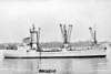 1961 to 1972 - PACHECO - Cargo - 1242GRT/1412DWT - 74.7 x 12.9 - 1961 Grangemouth Dockyard Co., No.529 - 1972 SRAKANE - 11/85 broken up at Split.