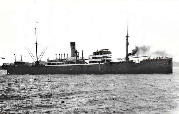 British Deep Sea Shipping Companies
