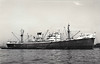 1949 to 1959 - GAMBIA PALM - Cargo/Tanker - 5452GRT/8055DWT - 1937 Deschimag Seebeck, Hamburg, No.571 as GAMBIAN (1937-41) - SAINT GABRIEL (1941-43), EMPIRE TWEED (1943-46), GAMBIAN (1946-49) - 1959 IRINI'S BLESSING - 07/63 broken up in Hong Kong.