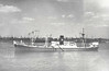 1940 to 1951 - STAURT PRINCE - Cargo - 1911GRT/3137DWT - 92.7 x 13.5 - 1940 Smiths Dock Co., South Bank, No.1069 - 1951 FORT HAMILTON, 1958 STUART PRINCE, 1959 HALCYON MED - 24/09/60 sunk in collision with ESSO SWITZERLAND (35535/59) 40nm southeast of Malaga, Arzew for Granton with esparto grass.