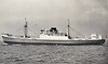 1949 to 1967 - CYPRIAN PRINCE - Cargo - 2358GRT/3550DWT - 102.0 x 14.2 - 1949 Burntisland Shipbuilding Co., No.327 - 1967 AGIOS DIONISIOS - 1972 IRENE'S WISH - 1973 FULMAR TRADER - 10/01/76 fire 4nm off Cartagena, 14/02/76 sank in tow 4nm off Palermo.