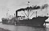 1913 to 1929 - FALLS CITY - Cargo - 4729GRT/7950DWT - 115.4 x 15.7 - 1913 Ropner Shipbuilders, Stockton, No.483 - 1929 SERINGA, 1946 FIROZA - 10/60 broken up at Karachi.