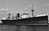 1941 to 1962 - ATLANTIC CITY - Cargo - 5133GRT/9055DWT - 131.8 x 16.8 - 1941 W Doxford & Sons, Pallion, No.662 - 1962 ACHILLET - 25/02/71 sank off Namibia, Sfax for Madras with phosphates.