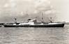 1950 to 1961 - DEERPOOL - Cargo - 4915GRT/7876DWT - 135.7 x 17.2 - 1950 Sit J Laing & Co., Deptford Yard, No.788 - 1961 KORDUN - 03/72 broken up at Split.