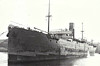 1927 to 1941 - ASHBY - Cargo - 4571GRT/8755DWT - 123.5 x 16.3 - 1927 Cowpen Drydock & Shipbuilding Co., Cowpen Quay, No.240 - 30/11/41 torpedoed and sunk in Convoy WS13 southwest of the Azores by U43.