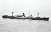 1947 to 1959 - OAKBY - Cargo - 7173GRT/10490DWT - 134.6 x 17.4 - 1942 Todd-Bath Shipbuilding Corpn., Portland, ME, No.8 as OCEAN PRIDE (1942-47) - 1959 ERINIO, 1964 PENELOPE L, 1965 SUSANA KL - 16/05/66 fire, 08/66 broken up at Kaohsiung.