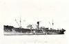 1936 to 1941 - ALDERPOOL - Cargo - 4313GRT/8275DWT - 1936 Pickersgill Shipbuilders, Southwick, No.226 - 116.5 x 16.3 - 03/04/41 torpedoed in Convoy SC26 by U46 in mid Atlantic.
