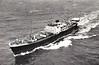 1957 to 1965 - SILVERPOINT - Cargo - 8833GRT/11700DWT - 145.2 x 18.9 - 1957 Bartram & Sons, South Dock, No.360 - 1965 HERCEGOVINA, 1972 ASTAREA, 1976 ILOK, 1980 MYRTOS - 23/02/82 wrecked off Jeddah, Constanta for Calcutta with urea, 24/04/82 scuttled.