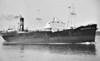 1951 to 1958 - SUGAR REFINER - Cargo - 3485GRT/4600DWT - 100.0 x 14.2 - 1945 W Gray & Co., West Hartlepool, No.1180 as EMPIRE ALDGATE (1945-48) - THACKERAY (1948-51) - 1958 SAN PATRICIO, 1965 SAN MIGUEL - 09/67 broken up at Cartagena.