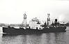 1950 to 1957 - SUGAR TRANSPORTER - Cargo - 3538GRT/4350DWT - 100.0 x 14.2 - 1945 W Gray & Co., West Hartlepool, No.1179 as EMPIRE CAICOS (1945-50) - 1957 PATTAWILYA, 1962 CLOVELLY - 01/67 sustained severe weather damage, 05/67 broken up at Uchiumi.
