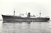 1955 to 1956 - EASTGATE (London) - Cargo - 7373GRT/10272DWT - 1944 Lithgows Shipyard, Port Glasgow, No.986, as TREVIDER (1944-55) - 1956 BALKAN - 16/01/68 wrecked off Lattakia and 06/68 broken up in Split.