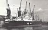 1961 to 1972 - TORR HEAD - Cargo - 8196GRT/9820DWT - 138.9 x 18.9 - 1961 Austin & Pickersgill Co., Southwick, No.820 - 1972 SHENGLI, 1974 YU HONG (PRC) - still trading.