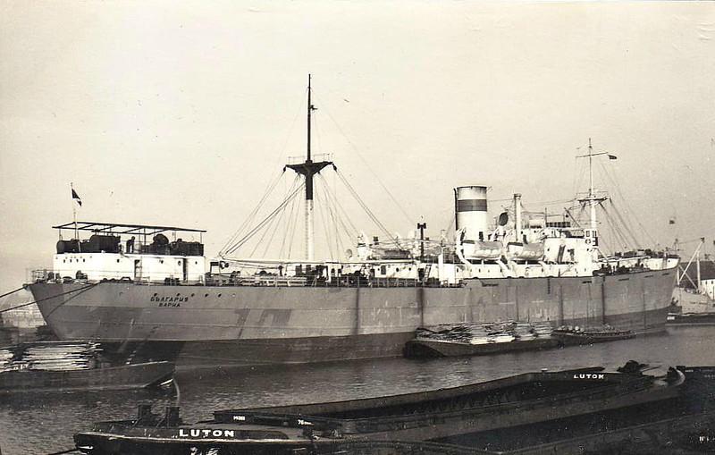 1948 to 1976 - BULGARIA - Cargo - 4191GRT/7350DWT - 122.7 x 16.4 - 1946 Pickersgill & Co., Southwick, No.277 as EMPIRE FLAMBOROUGH (1946) - VINDEGGAN (1946-48) - 07/76 broken up at Split.