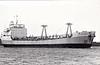 1963 to 1987 - GEORGI BENKOVSKI - Cargo - 9486GRT/13600DWT - 141.2 x 18.7 - 1960 Chantiers et Ateliers de la Mediterranee, La Seyne, No.1340 as LA ESTANCIA (London) - 1963 GEORGI BENKOVSKI, 1987 VITO BAY - 03/87 broken up at Alang - seen here 02/69.