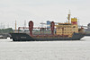 1998 to DATE - PERELIK - Bulk Carrier - 10220GRT/13887DWT - 142.1 x 22.5 - 1998 Varna Shipyard, No.713 - Maltese flag - Northfleet, inward bound for Thames Refinery Jetty, 24/06/13.