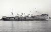 1956 to 1968 - BALKAN - Cargo - 7373GRT/10272DWT - 136.3 x 17.7 - 1944 Lithgows Shipbuilders, Port Glasgow, No.986 as TREVIDER (1944-55) - EASTGATE (1955-56) - 16/01/68 wrecked off Lattakia, 06/68 broken up at Split.