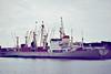 1972 to 1997 - TIAN LIN - Cargo - 9758GRT/13740DWT - 160.1 x 21.9 - 1972 Brodosplit, No.251 - 11/97 broken up at Alang - Royal Albert Docks, 07/81.