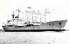 1973 to 1998 - QI MEN - Cargo - 9651GRT/14093DWT - 151.7 x 20.4 - 1973 Warnowwerft, Warnemunde, No.368 - DDR Ocean Type - 05/98 broken up at Alang.