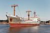 1977 to 1997 - KREMNICA (Prague) - IMO7735783 - Cargo - 1969GRT/2400DWT - 88.7 x 12.8 - 1977 Drobeta Shipyards, Romania, No.31114 - 1997 NEW LILY, 2003 CAMELIA, 2007 NIMALAWA - 10/08 sank.
