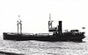 1946 to 1966 - ZHOSE DIAS - IMO5175343 - Cargo - 1197GRT - 76.2 x 11.4 - 1921 Werft Nobiskrug, Rendsburg, No.104 as ELBE (GER) - 1945 EMPIRE CONFEDERATION - 1966 broken up in USSR - seen here at Hull, 12/59.