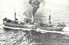 1938 to 1942 - TSIOLKOVSKIY - Cargo - 2847GRT/3640DWT - 86.9 x 14.9 - 1936 Scheeps Nederlandsche, Amsterdam, No.237 as VALERIY MEZHLAUK (1936-38) - 01/05/42 sunk by gunfire from German destroyer in the Barents Sea.