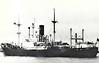 1946 to 1979 - RYAZAN - Cargo - 1923GRT/3250DWT - 91.9 x 13.6 - 1944 Flensburger Schiffs, No.467 as LICENTIA (1944-45) - Hansa A Type - EMPIRE GABON (1945-46) - 1979 RUDI - 1979 broken up at Santander.