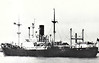 1946 to 1979 - RYAZAN - Cargo - 1923GRT/3250DWT - 91.9 x 13.6 - 1944 Flensburger Schiffs, No.467 as LICENTIA (1944-45) - Hansa A Type - EMPIRE GABON (1945-46) - 1979 RUDI - 1979 broken up at Santander.